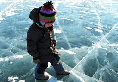Заходи безпеки на льоду